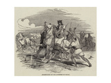 Assassination of the Governor of Macao Giclee Print
