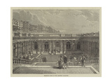 Entrance Court of the Brighton Aquarium Giclee Print
