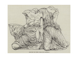Hercules and Hebe, from the Parthenon Wydruk giclee