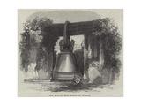 The Mengoon Bell, Mandalay, Burmah Giclee Print