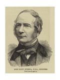 John Scott Russell, Frs, Engineer Giclee Print