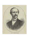 The Late Mr Henry Gamble Blagrove Giclee Print