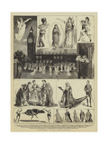 Iolanthe at the Savoy Theatre Giclee Print