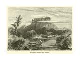 Kini Balu, Obsoken Bay, Borneo Giclee Print