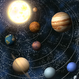 Solar System Photographic Print by Christos Georghiou