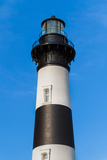 Bodie Island Lighthouse Top Photographic Print by Kenneth Keifer