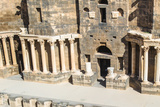 Roman Theatre at Bosra ,An Ancient Roman Theatre in Bosra, Syria. Photographic Print by  siempreverde22