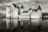 Castle of Sully-Sur-Loire, Loiret, France Photographic Print by Francisco Javier Gil