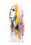 Sunshower Art par Agnes Cecile
