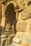 Archs of the Roman Ruins of the Syrian Town Called Palmyra Photographic Print by  siempreverde22