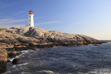 Peggy Cove Lighthouse, Nova Scotia, Canada Photographic Print by  vlad_g
