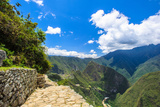 Rests of Machu Picchu, Peru Photographic Print by  siempreverde22