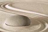 Zen Harmony and Balance Reprodukcja zdjęcia autor kikkerdirk