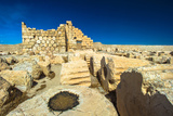 Ruins of the Syrian Town, Palmyra. Photographic Print by  siempreverde22