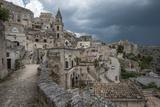 Ancient Town of Matera (Sassi Di Matera), Basilicata, Italy Photographic Print by  javarman