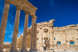 Roman Ruins of Palmyra, Syria. Photographic Print by  siempreverde22