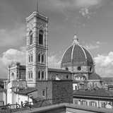 Fantastic View of Cathedral of Florence Photographic Print by Malgorzata Kistryn