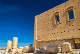 Temple of Bel , an Ancient Stone Ruin Located in Palmyra, Syria. Photographic Print by  siempreverde22