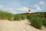 Lighthouse at Borkum Photographic Print by Ivonne Wierink