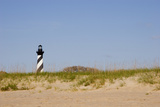 Cape Hatteras Lighthouse in North Carolina Photographic Print by Jill Lang