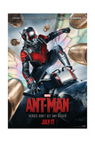 MARVEL: ANT-MAN Plastic Sign