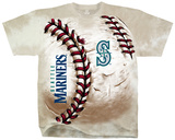 MLB - Mariners Hardball Logo Shirt