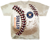 MLB - Astros Hardball Logo T-Shirt