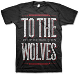 I Killed The Prom Queen - Wolves T-Shirts