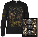 Long Sleeve: Emperor - IX Equilibrium T-shirts