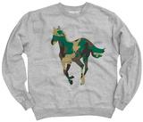 Crewneck: Deftones-Camo Pony T-Shirt