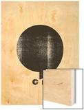 C'mon Wood Print by Coni Della Vedova