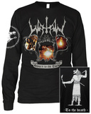 Long Sleeve: Watain - Sworn in Dark Shirts