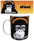 Steez - Headphone Monkey Mug Mug