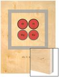 Kraftwerk Wood Print by Christophe Gowans