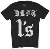 Deftones-Deft 1s (Slim Fit) T-shirts