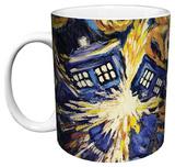 Doctor Who - Exploding Tardis Mug Mug