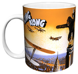 King Kong - Empire State Mug Mug
