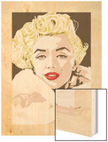 Marilyn - Gentlemen Prefer Blondes Posters by Emily Gray