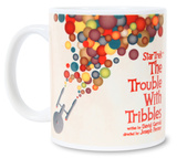Star Trek - Trouble With Tribbles Mug Taza
