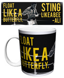 Muhammad Ali - Sting Like A Bee Mug Mug