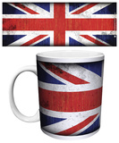 Union Jack - Distressed Mug Mug