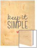 Keep it Simple Prints by Aiza Cheung