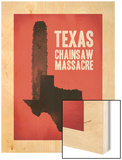 Texas Chainsaw Massacre Posters by Chris Wharton