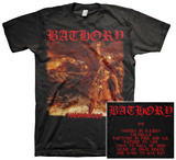 Bathory - Hammerheart T-shirts