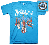 Aquabats - Surfer Shirts