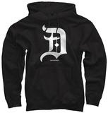 Hoodie: Deftones-Sacramento D Pullover Hoodie