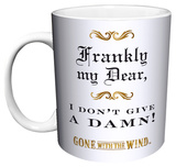 Gone With The Wind - Give A Damn Mug Mug