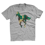 Deftones-Camo Pony (Slim Fit) T-Shirts