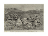 A Skirmish in Abyssinia Giclee Print