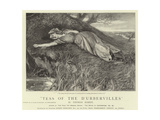 Tess of the D'Urbervilles Giclee Print